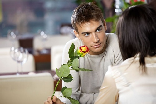 obvious signs a guy is flirting with you Confused about whether a guy likes you or not we ask relationship expert (and guy) nick bastion over at vixendailycom the truth is – it's pretty obvious when a guy.