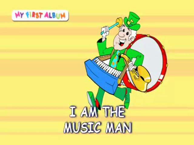Де��кая пе�ня i am the music man Англий�кий яз�к по