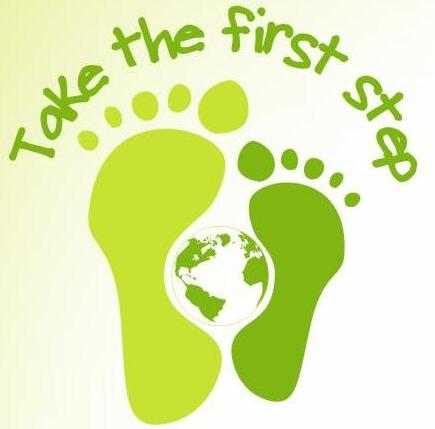 take the first step logo